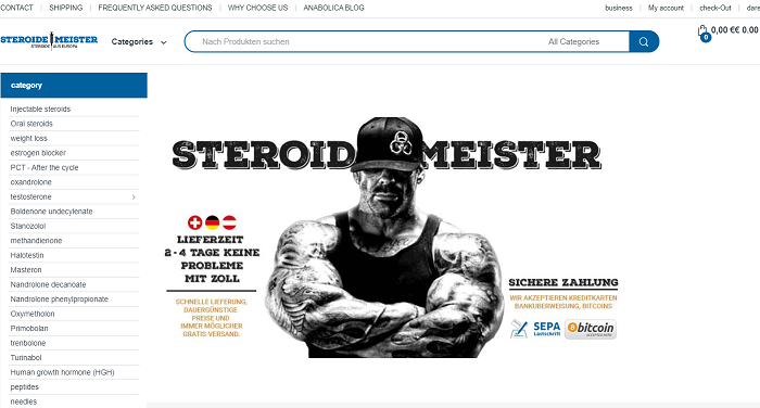 Body Building Supplements of Anabolic Steroids: Top Choices for the Top Performers post thumbnail image