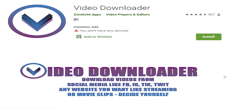 download video
