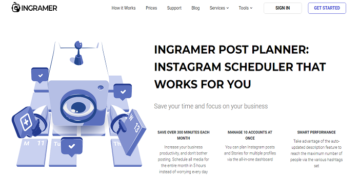 Best Easy To Use Apps instagram post scheduler post thumbnail image